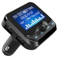 2-in-1 Car Charger & Bluetooth FM Transmitter BC32