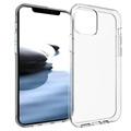 Capa de TPU Anti-Slip para iPhone 12 mini - Transparente