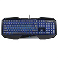 Aula Be Fire Expert Gaming Keyboard with LED - Black