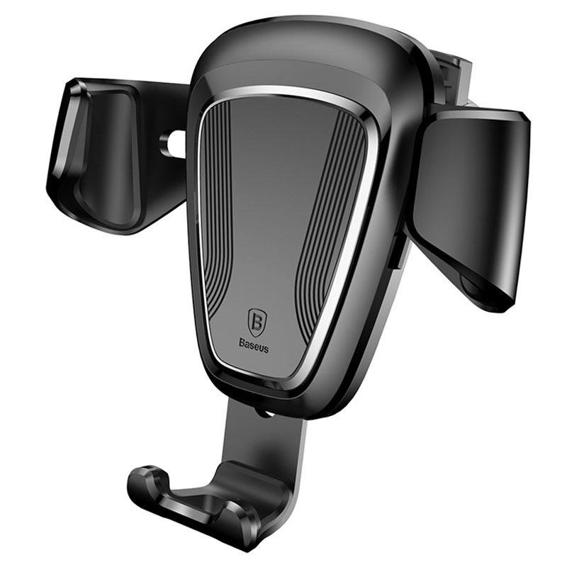 Baseus Gravity Air Vent Car Holder Black