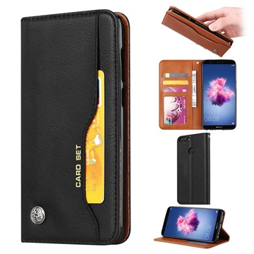 Card Set Series Huawei P Smart Wallet Case
