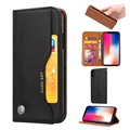 Card Set Series iPhone XS Max Wallet Case - Black