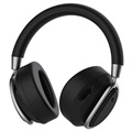 Defunc Mute Over-Ear Bluetooth Wireless Headphones - Black