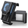 Divi Smartphone Clip-On Cooler / Heat Sink - Black