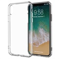 iPhone X / iPhone XS Drop Resistant Crystal TPU Case - Transparent