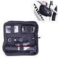 Duuti Bicycle Tire Repair Tool Kit with Pump