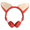 Forever Sweet Animal AMH-100 Stereo Headphones