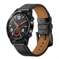 Huawei Watch GT Perforated Genuine Leather Strap