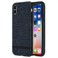 Capa Incipio Carnaby Esquire Series para iPhone X / iPhone XS - Azul