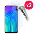 Itietie Honor 20 Lite Tempered Glass Screen Protector - 9H - 2 Pcs.