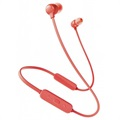 Auscultadores Intra-Auriculares Bluetooth JBL Tune - Coral