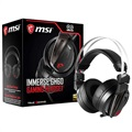 MSI Immerse GH60 Gaming Headset with Microphone - Black
