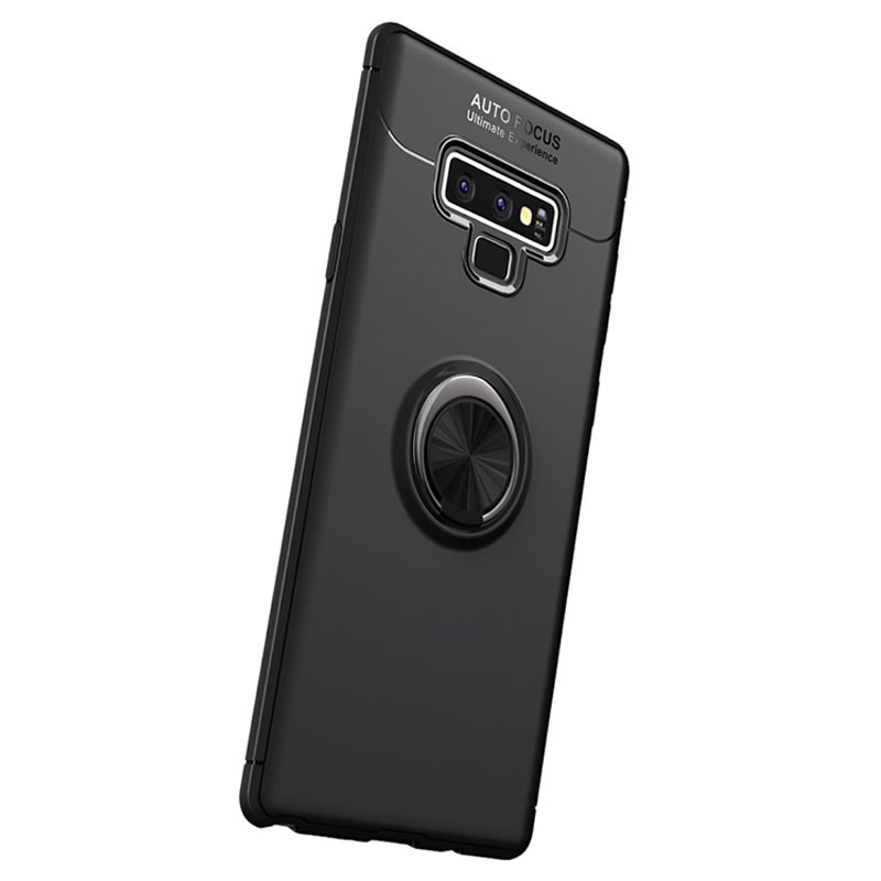 Capa Magnética Com Suporte Anel Para Samsung Galaxy Note9