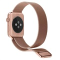 Apple Watch Series 4/3/2/1 Magnetic Milanese Strap - 44mm, 42mm - Rose Gold