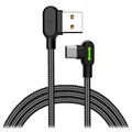 Mcdodo Night Elves 90-degree USB-C Cable - 1.8m - Titanium Black