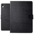 Mercury Fancy Diary iPad Pro 12.9 (2018) Wallet Case - Black