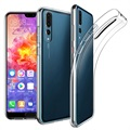 Huawei P20 Okkes Air Ultra Thin TPU Case - Crystal Clear