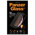 PanzerGlass Privacy Case Friendly iPhone XS Max Screen Protector