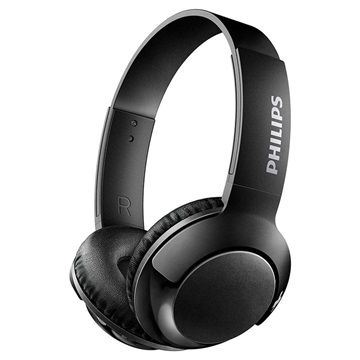 Philips BASS+ On-ear Bluetooth Headset SHB3175BK/00 - Black