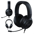 Razer Kraken X 7.1 Cross-Platform Gaming Headset - Black