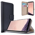 Samsung Galaxy S8+ Saii Classic Wallet Case - Black