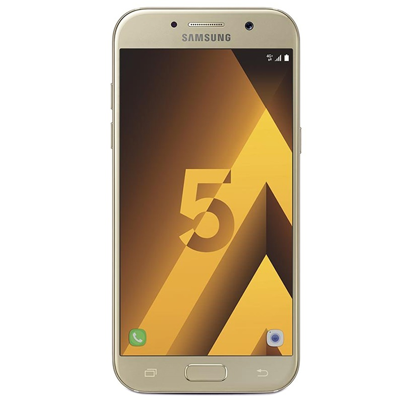 samsung galaxy a5 2017 32gb gold sand. Black Bedroom Furniture Sets. Home Design Ideas