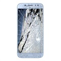 Samsung Galaxy J5 (2017) LCD and Touch Screen Repair - Blue