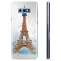 Capa de TPU para Samsung Galaxy Note9 - Paris