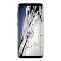 Samsung Galaxy S9+ LCD and Touch Screen Repair - Black