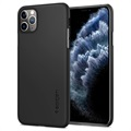 Capa Spigen Thin Fit para iPhone 11 Pro Max - Preto