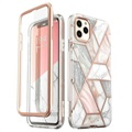 Supcase Cosmo iPhone 11 Pro Max Hybrid Case - Pink Marble
