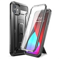 Capa Híbrida Supcase Unicorn Beetle Pro para iPhone 12 Mini - Preto