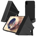 Universal Acoustic Amplifier and Desktop Holder - Black