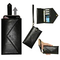 "Universal Envelope Wallet Case - 6.5""-7.2"" - Black"