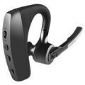 Universal Water Resistant Bluetooth Headset K10C - IPX5 - Black