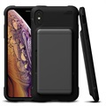 VRS Damda Shield iPhone X / iPhone XS Cover with Cardholder