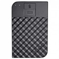 Verbatim Fingerprint Secure Portable Hard Drive - 1TB