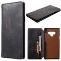 Vintage Samsung Galaxy Note9 Wallet Leather Case
