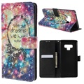 Samsung Galaxy Note9 Wonder Series Wallet Case