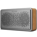 iCarer BS-221 Bluetooth Speaker - Dark Brown / Grey