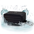 iGadgitz IGA-370 Waterproof Portable Wireless Speaker - Black