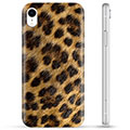 Capa de TPU para iPhone XR - Leopardo