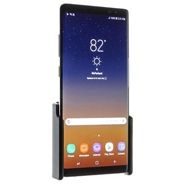0201993f7 Suporte Passivo de Carro Brodit 511999 para Samsung Galaxy Note8