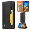 Card Set Series Xiaomi Pocophone F1 Wallet Case - Black