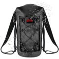 Outxe IPX7 Waterproof TPU Backpack - 10L - Black