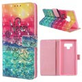 Samsung Galaxy Note9 Wonder Series Wallet Case - Never Stop Dreaming